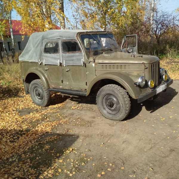 ГАЗ 69, 1956 год, 60 000 руб.