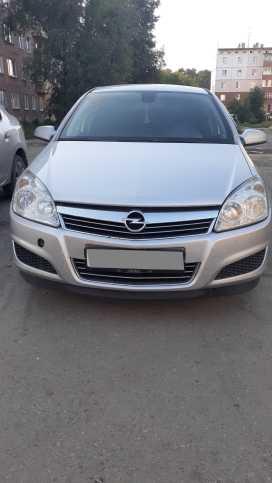 Шадринск Opel Astra 2007