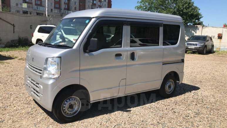 Suzuki Every, 2015 год, 467 000 руб.