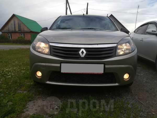 Renault Sandero Stepway, 2012 год, 335 000 руб.