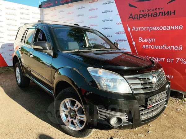 Great Wall Hover H3, 2011 год, 499 900 руб.