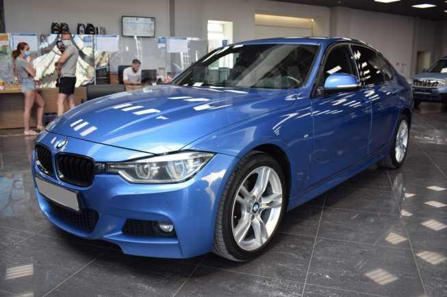 BMW 3-Series, 2016 год, 1 390 000 руб.