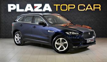 Уфа F-Pace 2019