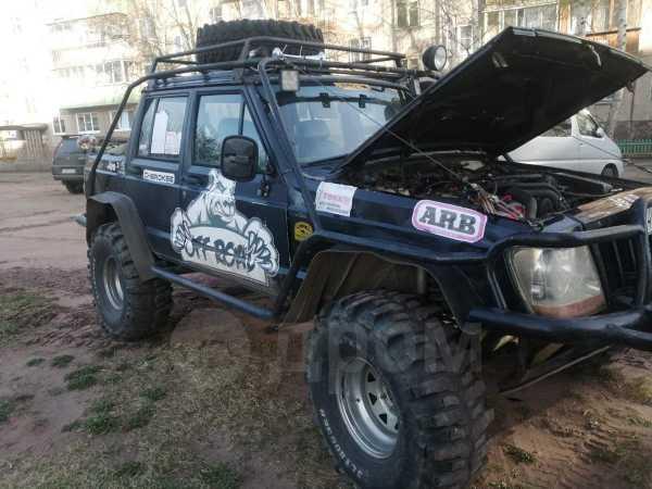 Jeep Cherokee, 1992 год, 1 000 000 руб.
