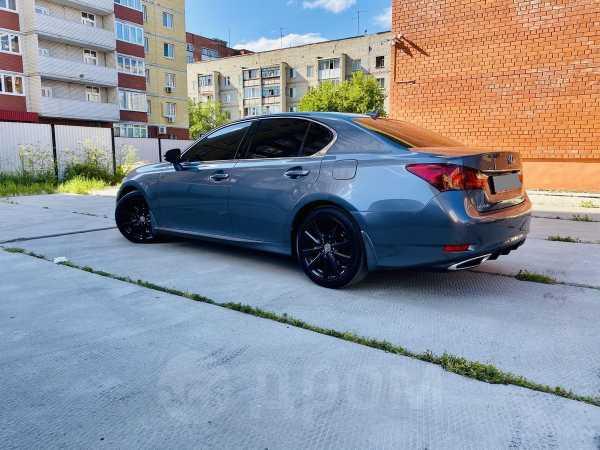 Lexus GS250, 2012 год, 1 130 000 руб.