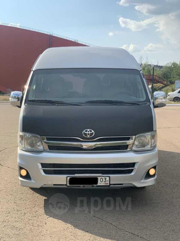 Toyota Hiace, 2011 год, 1 365 000 руб.