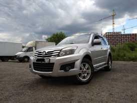 Москва Hover H3 2013