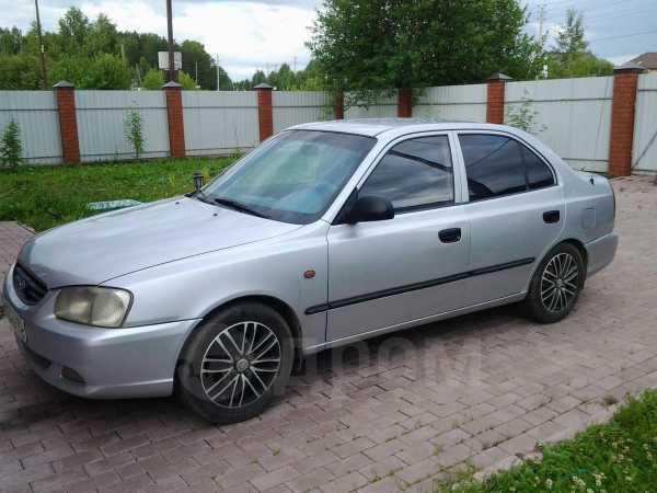 Hyundai Accent, 2006 год, 159 000 руб.