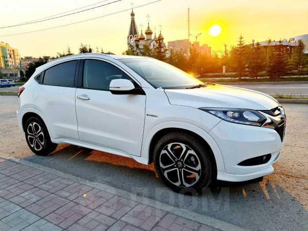 Honda Vezel, 2014 год, 1 240 000 руб.