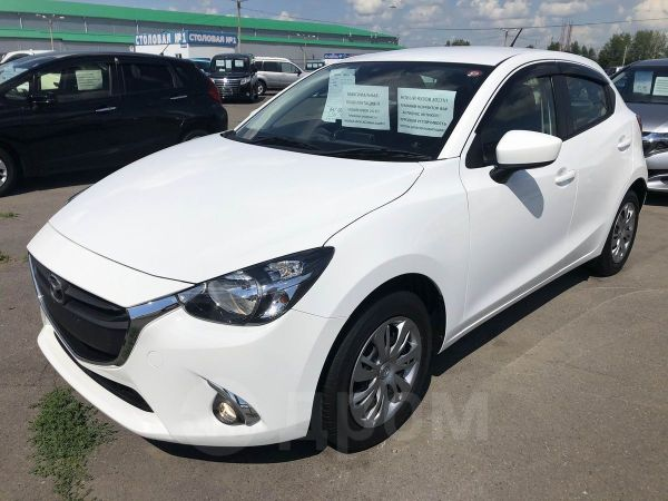 Mazda Demio, 2016 год, 637 000 руб.