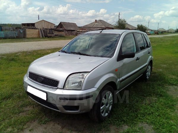 Ford Fusion, 2004 год, 160 000 руб.