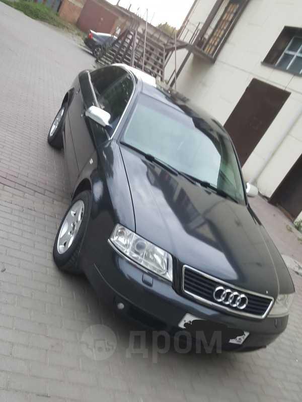 Audi A6, 2000 год, 165 000 руб.