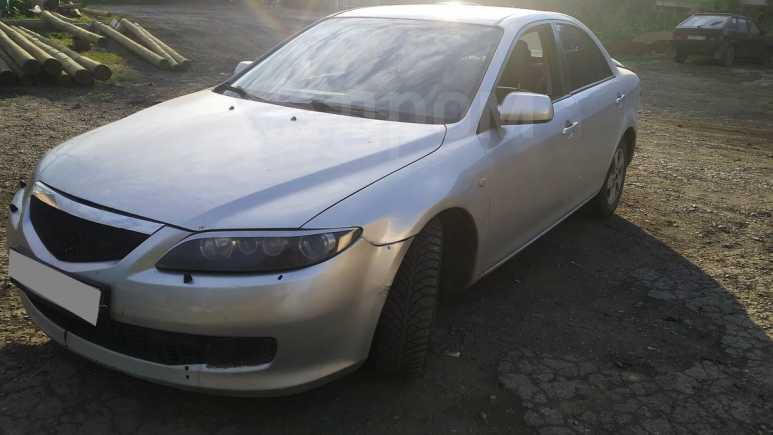 Mazda Mazda6, 2006 год, 214 000 руб.