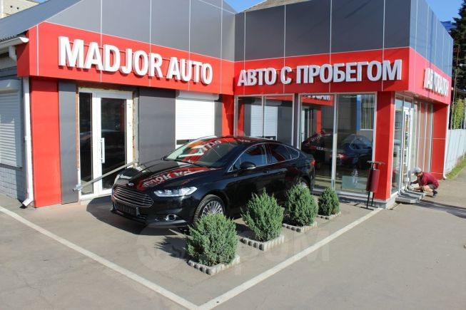 Ford Mondeo, 2017 год, 999 000 руб.