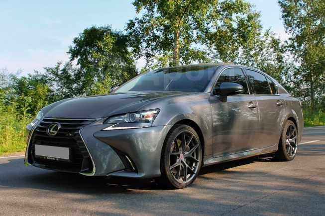 Lexus GS200t, 2015 год, 2 899 000 руб.