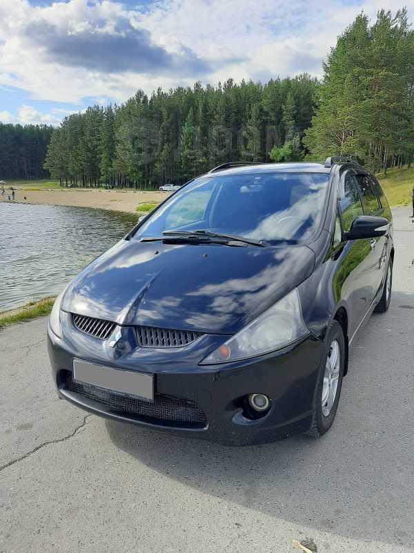 Mitsubishi Grandis, 2007 год, 500 000 руб.