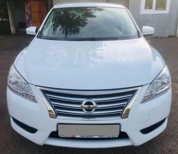 Nissan Sentra, 2014 год, 675 000 руб.