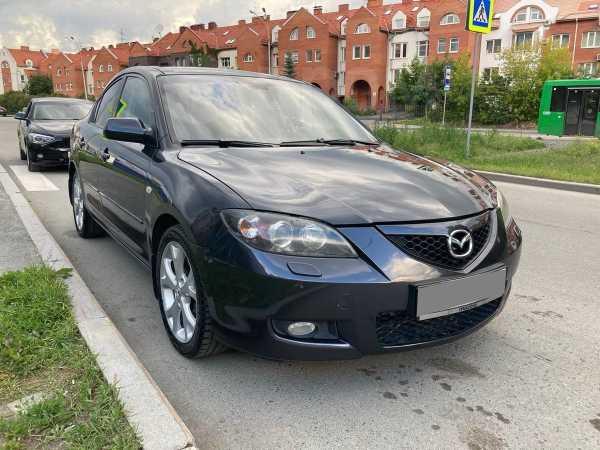 Mazda Mazda3, 2007 год, 405 000 руб.