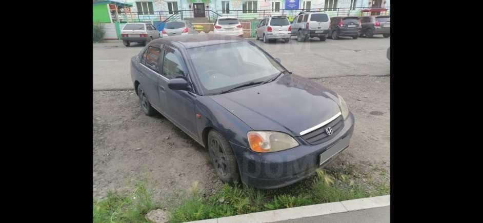 Honda Civic Ferio, 2001 год, 120 000 руб.