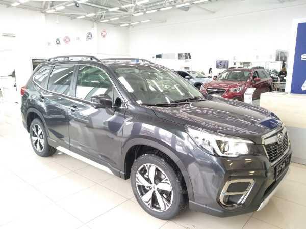 Subaru Forester, 2020 год, 3 103 200 руб.