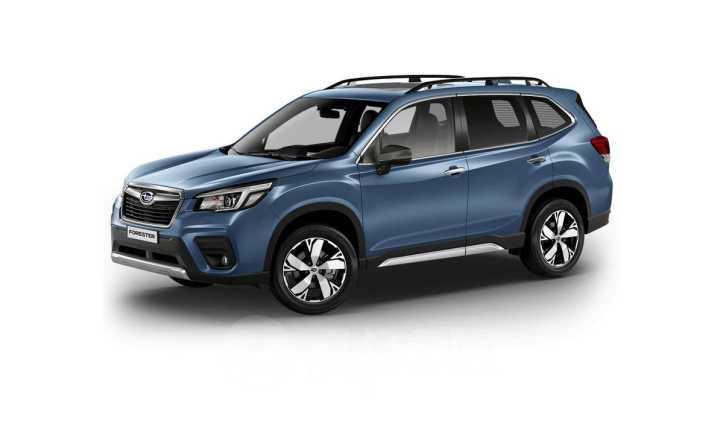Subaru Forester, 2020 год, 2 488 700 руб.