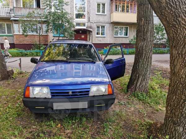 Лада 2109, 1996 год, 36 000 руб.
