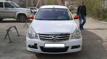Омск Nissan Almera 2017