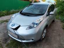 Тюмень Nissan Leaf 2010