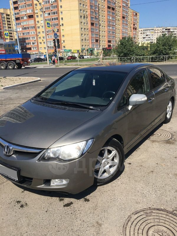 Honda Civic, 2008 год, 299 999 руб.