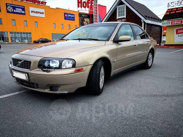 Volvo S80, 2003 год, 300 000 руб.