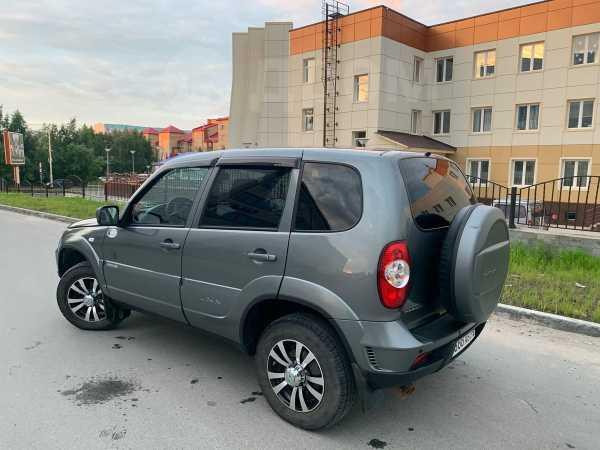 Chevrolet Niva, 2017 год, 650 000 руб.
