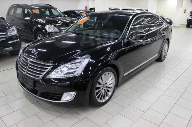 Hyundai Equus, 2014 год, 1 160 000 руб.