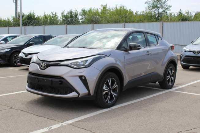 Toyota C-HR, 2020 год, 2 306 371 руб.