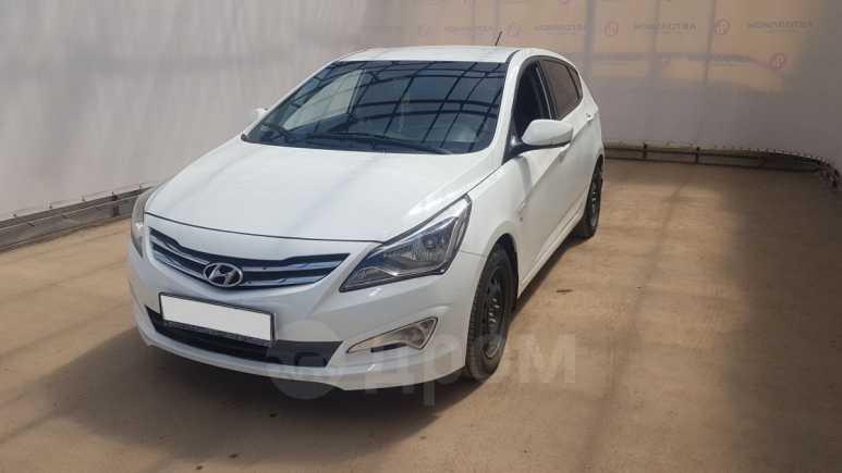 Hyundai Solaris, 2014 год, 499 000 руб.