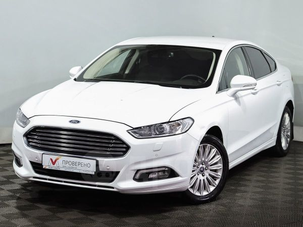 Ford Mondeo, 2017 год, 1 155 000 руб.