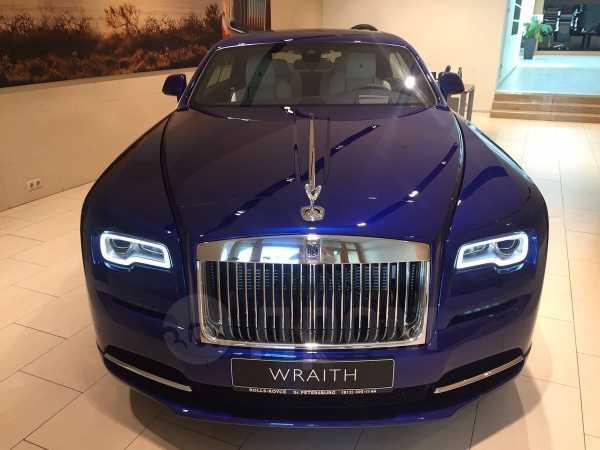 Rolls-Royce Wraith, 2020 год, 25 000 000 руб.