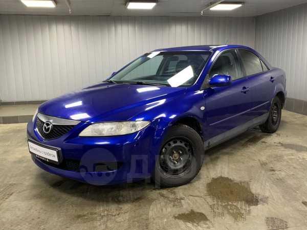 Mazda Mazda6, 2004 год, 248 000 руб.