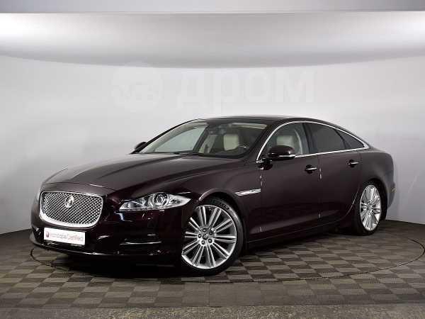 Jaguar XJ, 2013 год, 1 519 000 руб.