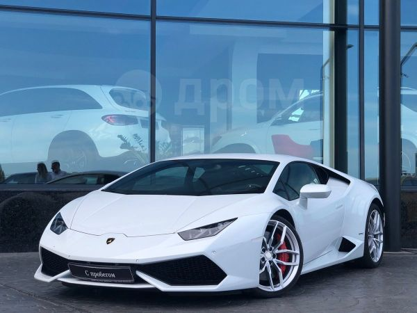Lamborghini Huracan, 2016 год, 13 694 000 руб.