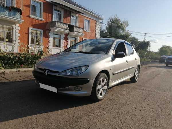 Peugeot 206, 2003 год, 155 000 руб.