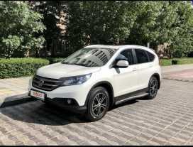 Абакан CR-V 2013