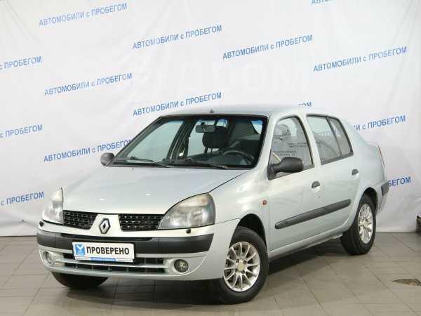 Renault Symbol, 2002 год, 169 000 руб.