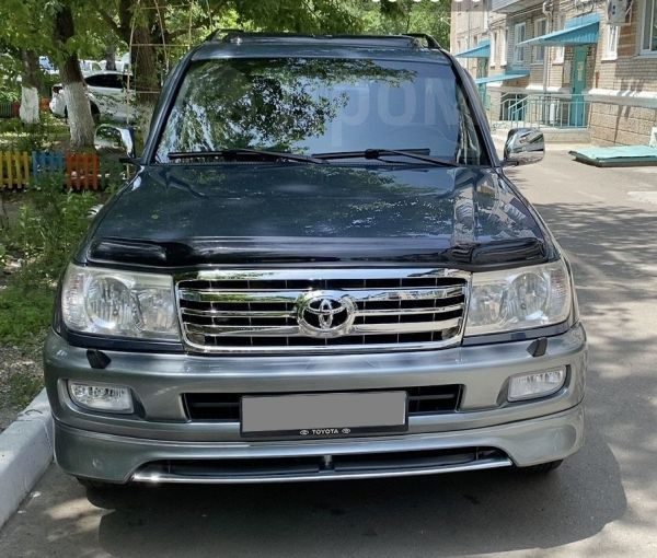 Toyota Land Cruiser, 2006 год, 1 730 000 руб.