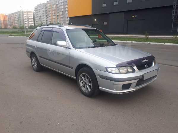 Mazda Capella, 1999 год, 158 000 руб.