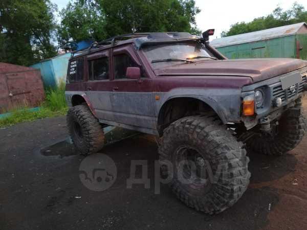 Nissan Patrol, 1989 год, 330 000 руб.