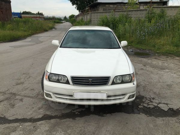 Toyota Chaser, 2000 год, 345 000 руб.