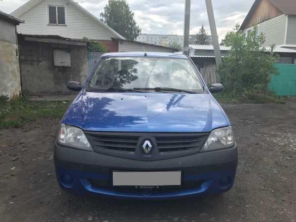 Renault Logan, 2008 год, 190 000 руб.