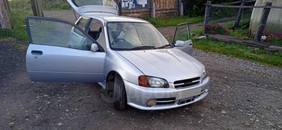 Toyota Starlet, 1997 год, 109 000 руб.