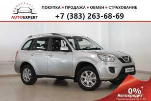 Новосибирск Tiggo T11 2014