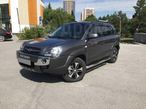 Hyundai Tucson, 2008 год, 720 000 руб.